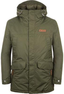 Куртка пуховая мужская Columbia South Canyon, размер 44-46