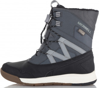 Ботинки утепленные для мальчиков Merrell M-Snow Crush Wtrpf