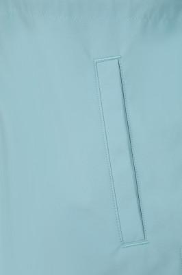 Фото 4 - Куртку утепленная для девочек Kappa, размер 152 синего цвета