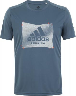Футболка мужская Adidas, размер 54