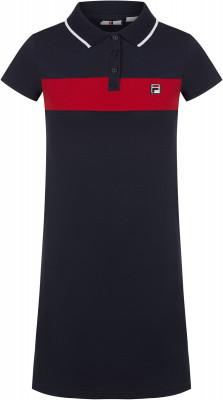 Платье для девочек Fila, размер 140