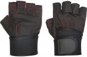 Перчатки атлетические Demix Fitness Gloves With Wrist Strap