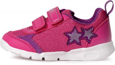 Кроссовки для девочек Geox Runner, размер 23