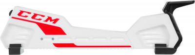 Чехлы для лезвий коньков CCM Easy Step CCMУдобные и прочные чехлы easy step от ccm эффективно защищают лезвия хоккейных коньков от повреждений.<br>Вес, кг: 0,365 кг; Материалы: Пластик; Производитель: CCM; Вид спорта: Хоккей; Артикул производителя: 3710015; Страна производства: Китай; Размер RU: Без размера;