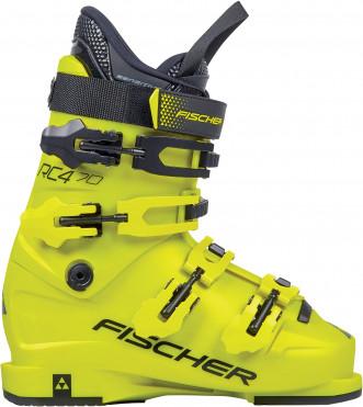 Ботинки горнолыжные детские Fischer RC4 70 JR