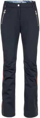 Брюки утепленные женские Sportalm DedoraЭффектные горнолыжные брюки в стиле ретро от sportalm. Свобода движений прямой крой с артикулируемыми коленями позволяет двигаться естественно.<br>Пол: Женский; Возраст: Взрослые; Вид спорта: Горные лыжи; Вес утеплителя на м2: 300 г/м2; Защита от ветра: Да; Длина по внутреннему шву: 80,7 см; Длина по боковому шву: 101,7 см; Силуэт брюк: Прямой; Дополнительная вентиляция: Нет; Проклеенные швы: Нет; Снегозащитные гетры: Да; Регулируемый пояс: Нет; Съемные подтяжки: Нет; Количество карманов: 2; Артикулируемые колени: Да; Производитель: Sportalm; Артикул производителя: 862821565; Страна производства: Болгария; Материал верха: 38 % полиамид, 33 % полиэстер, 21 % полиуретан, 8 % эластан; Материал подкладки: 100 % полиэстер; Материал утеплителя: 100 % полиэстер; Размер RU: 48;
