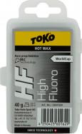 Мазь скольжения TOKO HF Hot Wax black