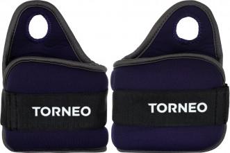 Утяжелители Torneo, 2 х 1,5 кг
