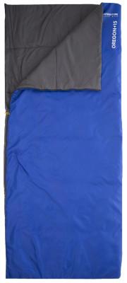 Outventure Oregon T+15Удобный и легкий кемпинговый спальник станет удачным выбором для отдыха в теплое время года. Температура комфорта составляет 25 до 15 с, температура экстрима 5 с.<br>Назначение: Кемпинговый; Верхняя температура комфорта: +25; Нижняя температура комфорта: +15; Товарная подгруппа: Одеяла; Вес, кг: 0,9; Возможность состегивания: Есть; Сторона состегивания: Правая; Температура экстрима: +5; Ширина: 75 см; Размер: 180; Материал верха: Полиэстер; Материал подкладки: Полиэстер; Наполнитель: Shelter; Размер в сложенном виде (дл. х шир. х выс), см: 46 х 21 х 21; Вид спорта: Кемпинг; Производитель: Outventure; Артикул производителя: KE206MZ2; Срок гарантии: 2 года; Страна производства: Россия; Размер RU: 180;