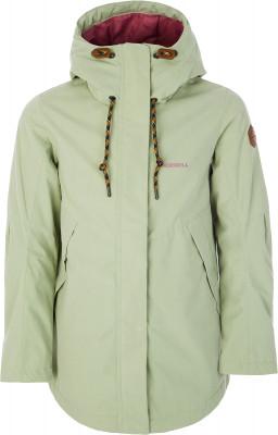 Куртка для девочек Merrell, размер 164Куртки <br>Утепленная куртка merrell для девочек станет незаменимой для прогулок по городу и в путешествиях. Сохранение тепла в модели использован синтетический утеплитель 60 г м2.