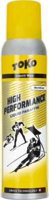 Мазь скольжения TOKO High Performance Liquid Paraffin yellow