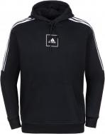 Худи мужская Adidas 3-Stripes