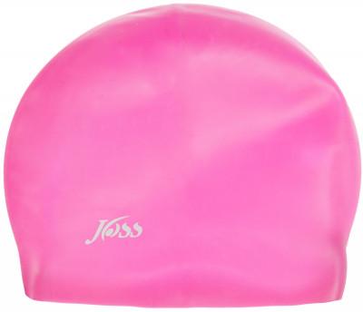Шапочка для плавания для девочек JossДетская силиконовая шапочка имеет особую форму, разработанную специально для длинных волос - имеет дополнительное место для размещения и удержания длинных волос, обеспечивая<br>Пол: Женский; Возраст: Дети; Вид спорта: Плавание; Назначение: Для длинных волос; Материалы: 100 % силикон; Производитель: Joss; Артикул производителя: XGAC01X20; Страна производства: Китай; Размер RU: Без размера;