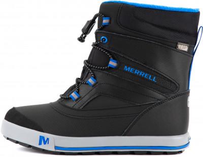 Ботинки утепленные для мальчиков Merrell Ml-Boys Snow Bank 2.0, размер 37.5 фото