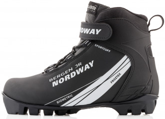 Ботинки для беговых лыж детские Nordway Bergen NNN