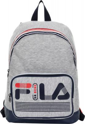 Рюкзак для мальчиков FilaРюкзаки<br>Удобный детский рюкзак от fila. В рюкзаке предусмотрено вместительное основное отделение, куда можно сложить учебники и тетради, а также планшет или ноутбук.