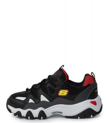 Кроссовки для мальчиков Skechers D'Lites 2.0 Tidal Waves, размер 35