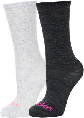 женские носки skechers, разноцветные