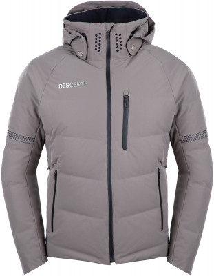 Куртка пуховая мужская Descente Swiss, размер 54