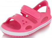 Сандалии для девочек Crocs Crocband II
