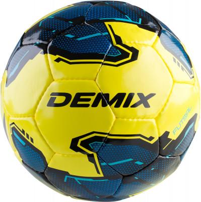 Мяч футбольный DemixМячи<br>Мяч demix для футзала. Внимание: мячи доставляются в не накачанном виде. Внимание: мячи доставляются в не накачанном виде.