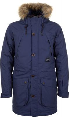 Купить Куртку утепленная мужская Termit, размер 44 синего цвета