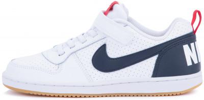 Кеды для мальчиков Nike Court Borough Low, размер 32