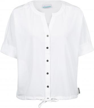 Рубашка с коротким рукавом женская Columbia Firwood Crossing