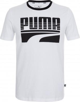 Футболка мужская Puma Rebel Basic