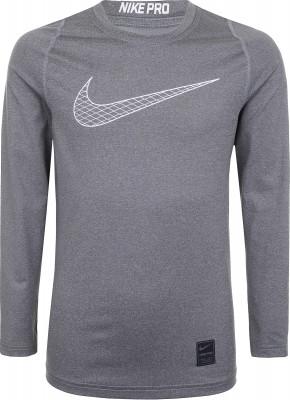Купить со скидкой Лонгслив для мальчиков Nike Pro, размер 158-170