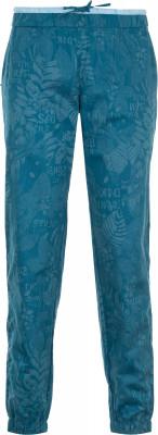 Брюки женские TermitОригинальные брюки termit - отличный выбор для активного летнего отдыха. Натуральные материалы ткань, выполненная из сочетания хлопка и льна, приятна к телу.<br>Пол: Женский; Возраст: Взрослые; Вид спорта: Surf style; Длина по внутреннему шву: 71 см; Длина по боковому шву: 95,7 см; Силуэт брюк: Свободный; Количество карманов: 2; Материал верха: 87 %хлопок, 13 %лен; Производитель: Termit; Артикул производителя: TEPAW03N1M; Страна производства: Китай; Размер RU: 46;