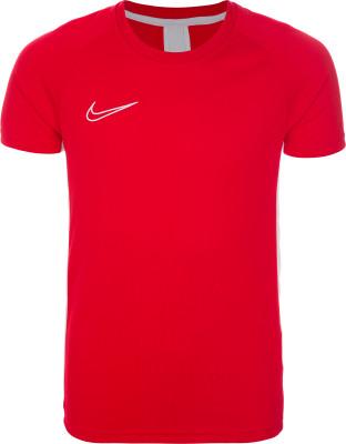 Футболка для мальчиков Nike Academy, размер 147-158Футболки и майки<br>Технологичная футбольная модель nike dri-fit academy - идеальный выбор для тренировок.