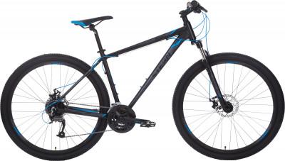 Stern Motion 29 (2018)Горный велосипед с геометрией optimized cycling geometry - отличный выбор для продвинутых велосипедистов.<br>Материал рамы: Алюминиевый сплав; Размер рамы: 21; Амортизация: Hard tail; Конструкция рулевой колонки: Полуинтегрированная; Наименование вилки: 525AMS ML/O 29 шток 28,6 мм; Конструкция вилки: Пружинно-эластомерная; Ход вилки: 100 мм; Регулировка жесткости вилки: Да; Блокировка вилки: Да; Материал педалей: Пластик; Система: Prowheel; Количество скоростей: 27; Наименование переднего переключателя: Shimano ALTUS FD-M370; Наименование заднего переключателя: Shimano Acera RD-M370; Конструкция педалей: Классические; Наименование манеток: Shimano Altus ST-M370, RapidFire; Конструкция манеток: Триггерные двурычажные; Тип переднего тормоза: Дисковый механический; Тип заднего тормоза: Дисковый механический; Материал втулок: Алюминий; Диаметр колеса: 29; Тип обода: Двойной; Материал обода: Алюминий; Наименование покрышек: Chaoyang 29 x 2,1; Возможность крепления боковых колес: Нет; Материал руля: Алюминий; Название шифтера: Shimano Altus ST-M370, RapidFire; Конструкция руля: Прямой; Регулировка руля: Да; Регулировка седла: Да; Амортизационный подседельный штырь: Нет; Сезон: 2018; Максимальный вес пользователя: 110 кг; Вид спорта: Велоспорт; Технологии: 6061 Aluminium, Hydroforming, Optimized Cycling Geometry, Preload; Производитель: Stern; Артикул производителя: 18MOT2921; Срок гарантии: 2 года; Вес, кг: 15,2; Страна производства: Россия; Размер RU: 21;