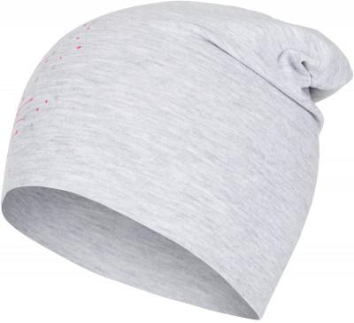 Шапка для девочек Demix, размер 54Шапки<br>Удобная трикотажная шапка для девочек 7-14 лет от demix станет отличным выбором для межсезонья.