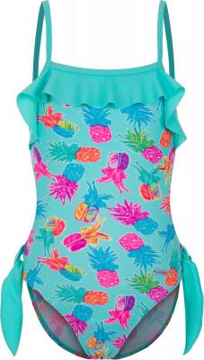 Купальник для девочек Joss, размер 164Купальники <br>Яркий принтованный купальник от joss прекрасно подойдет для отдыха на пляже и в бассейне.