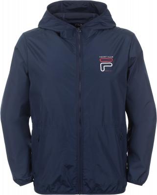 Ветровка мужская Fila, размер 52Куртки <br>Ветровка в спортивном стиле от fila завершит твой образ. Защита от влаги водонепроницаемый материал защищает от промокания.