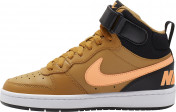 Кеды высокие для мальчиков Nike Court Borough Mid 2 (Gs)