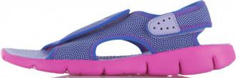 Сандалии для девочек Nike Sunray Adjustable 4