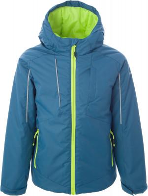 Куртка утепленная для мальчиков Outventure, размер 140Куртки <br>Утепленная куртка для мальчиков от outventure - отличный выбор для активного отдыха на природе.