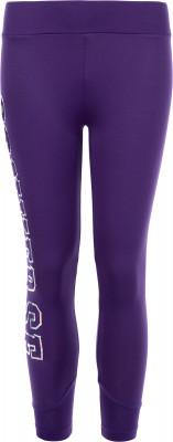 Легинсы для девочек Converse Dri Fit, размер 128Брюки <br>Комфортные легинсы в спортивном стиле от converse, созданные специально для активных девочек.