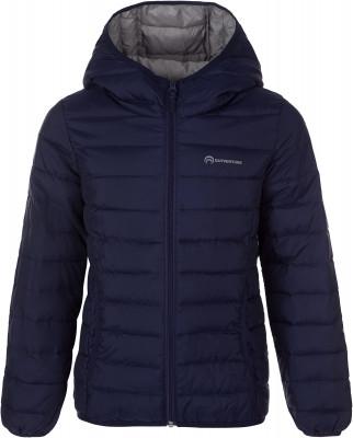 Куртка утепленная для девочек Outventure, размер 140