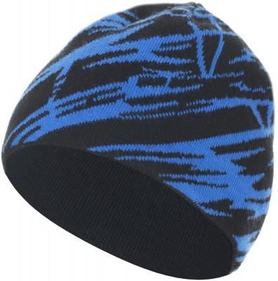 Шапка для мальчиков GlissadeУдобная теплая вязаная шапка со стильным жакардом для мальчиков 6-12 лет с добавлением шерсти. Отличная посадка.<br>Пол: Мужской; Возраст: Дети; Вид спорта: Горные лыжи; Производитель: Glissade; Артикул производителя: SHAB02Z254; Страна производства: Россия; Материал верха: 70 % акрил, 30 % Шерсть; Размер RU: 54-56;