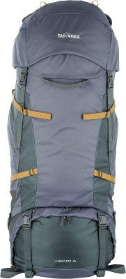 Tatonka LAGO 100+15Рюкзаки<br>Классический туристический рюкзак объемом 100 15 л от tatonka. Регулируемая система подвески y1 гарантирует комфорт при переносе нетяжелых грузов.