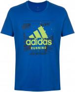 Футболка мужская Adidas Fast Graphic