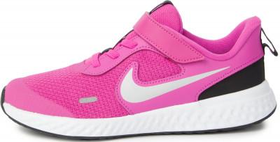 Кроссовки для девочек Nike Revolution 5, размер 34