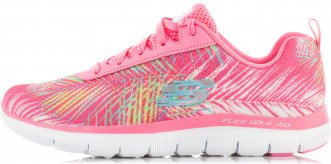 Кроссовки женские Skechers Flex Appeal 2.0 - Tropical Breez