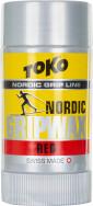 Мазь для лыж TOKO Nordic GripWax Red
