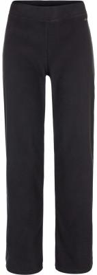 Брюки женские Demix, размер 44Брюки <br>Женские брюки в спортивном стиле от demix. Свобода движений прямой крой не сковывает движения. Сохранение тепла теплая флисовая ткань надежно защищает от холода.