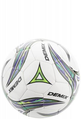 Мяч футбольный сувенирный DemixПрекрасный сувенирный футбольный мяч demix. Послужит хорошим подарком любителям данной игры. Внимание: мячи доставляются в не накачанном виде.<br>Возраст: Взрослые; Вид спорта: Футбол; Тип поверхности: Универсальные; Назначение: Сувенирные; Материал покрышки: Синтетическая кожа; Материал камеры: Резина; Способ соединения панелей: Машинная сшивка; Количество панелей: 32; Вес, кг: 0,15; Производитель: Demix; Артикул производителя: DMS90W10; Срок гарантии: 6 месяцев; Страна производства: Китай; Размер RU: 1;