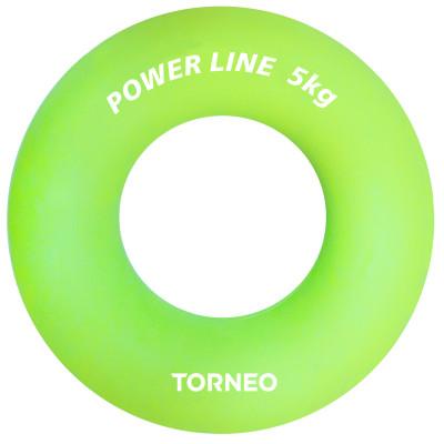 Эспандер кистевой Torneo, 5 кгЭспандеры<br>Предназначен для укрепления мышц кисти руки. Поможет разогреться перед тренировкой. Маленький размер легко помещается в небольшой карман верхней одежды или сумочки.